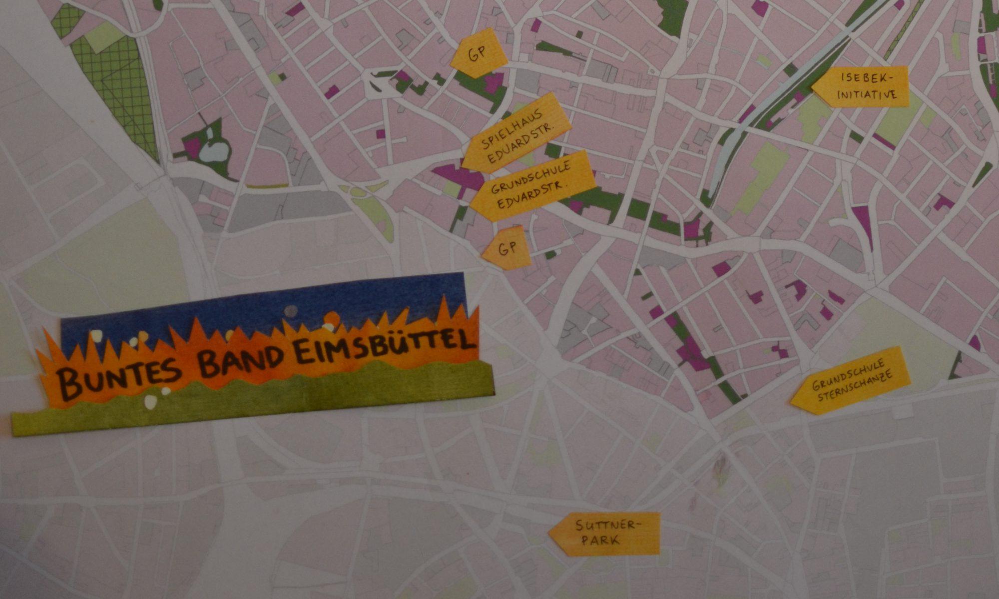 Buntes Band Eimsbüttel